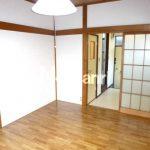 三鷹駅近賃貸アパート(居室・リビングの写真)