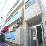 三鷹駅徒歩8分のRC造2DK賃貸マンション(玄関の写真)