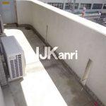 三鷹市下連雀9丁目のエレベーター付2LDK賃貸マンション(バルコニーの写真)