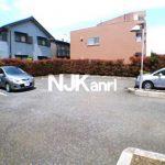 ドゥマンクレール三鷹(駐車場の写真)