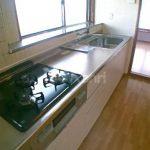 【コーポノブ】武蔵野市緑町1丁目の賃貸マンション(キッチンの写真)