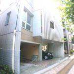【ゆめハウス】三鷹市下連雀2丁目のメゾネット型RC造1DK賃貸マンション(外観)