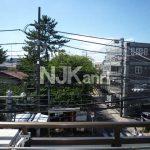 武蔵野市中町2丁目の賃貸1Kマンション(眺望の写真)