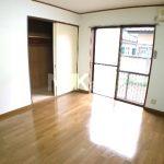 三鷹駅徒歩10分、三鷹市上連雀5丁目の賃貸2Kアパート(居室・リビングの写真)