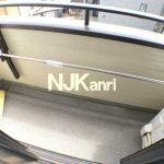 三鷹駅徒歩14分、武蔵野市中町3丁目のバストイレ別賃貸1Kアパート(バルコニーの写真)
