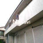三鷹駅徒歩17分、武蔵野市緑町1丁目の2DK賃貸コーポ・2階の角部屋(外観写真)