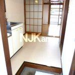 三鷹駅近賃貸アパート(玄関の写真)
