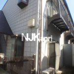 武蔵野市中町3丁目1Kバストイレ別(外観)