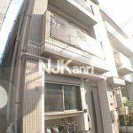 三鷹駅徒歩8分、武蔵野市中町2丁目賃貸1Kマンション(外観)