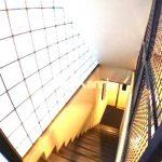 三鷹駅徒歩6分、三鷹市下連雀3丁目のエレベーター付RC造1LDK賃貸マンション(共用部分の写真)