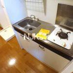【ユリイカ】武蔵野市関前4丁目のオートロック付マンション(キッチンの写真)