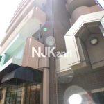 下連雀4丁目のオートロック付賃貸マンション(外観写真)