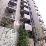 2021年完成!! 三鷹駅徒歩3分、鉄筋コンクリート造11階建の8階部分1LDK分譲賃貸マンション(外観)