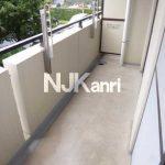 武蔵野市緑町1丁目の3LDKマンション(バルコニーの写真)