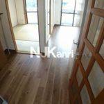 三鷹駅徒歩6分、武蔵野市中町2丁目の2LDK賃貸マンション(玄関の写真)