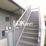 三鷹駅北口・武蔵野市八幡町1丁目でひろびろ30㎡の1K賃貸コーポ(共用部分の写真)