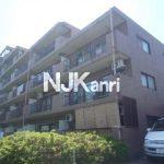三鷹駅徒歩17分・武蔵野市関前2丁目のペット相談3LDK賃貸マンション(外観写真)
