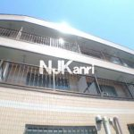 三鷹市上連雀5丁目のリノベーション1DK賃貸マンション(外観写真)