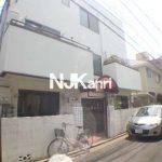 【コーポノブ】武蔵野市緑町1丁目のワンルーム賃貸マンション(外観写真)