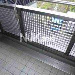 三鷹駅北口、武蔵野市八幡町1丁目のバストイレ洗面独立1K賃貸マンション(バルコニーの写真)