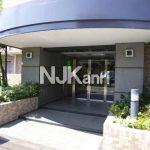 武蔵野市中町3丁目の3LDK賃貸マンション(エントランスの写真)