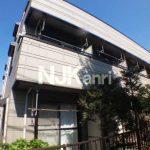 三鷹駅徒歩6分、三鷹市上連雀1丁目の賃貸1Kマンション・礼金なし♪(外観)