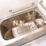 三鷹駅徒歩17分・武蔵野市関前2丁目のペット相談3LDK賃貸マンション(浴室の写真)