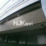 三鷹駅徒歩14分、武蔵野市中町3丁目のバストイレ別賃貸1Kアパート(外観写真)