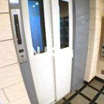 「三鷹駅の貸事務所」三鷹駅徒歩8分、武蔵野市中町2丁目の3階事務所(共用部分の写真)