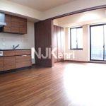 三鷹市下連雀3丁目の1LDK分譲賃貸マンション(居室・リビングの写真)