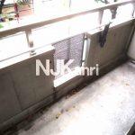 武蔵野市西久保1丁目の賃貸1Kマンション・ペット相談(バルコニーの写真)