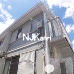 三鷹市上連雀5丁目のバストイレ別賃貸1Kアパート(外観)