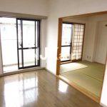 三鷹駅徒歩13分のペット飼育相談可能賃貸マンション(居室・リビングの写真)