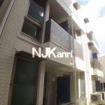 2016年完成、三鷹市下連雀2丁目のオートロック付バストイレ独立1Kマンション(外観)