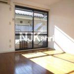 三鷹市上連雀5丁目の軽量鉄骨造1K賃貸アパート(居室・リビングの写真)