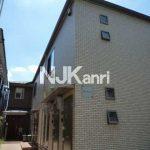 武蔵野市緑町1丁目のバストイレ洗面独立賃貸ワンルーム(外観)