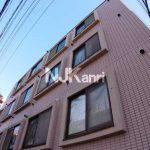武蔵野市関前4丁目の賃貸マンション(外観写真)