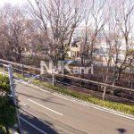 武蔵野市関前4丁目の賃貸マンション(眺望の写真)