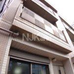 三鷹駅徒歩8分、武蔵野市中町2丁目の3DK賃貸マンション・最上階プラス屋上(外観写真)