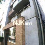 武蔵野市西久保1丁目の賃貸1Kマンション・ペット相談(外観写真)