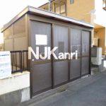 「井口マンション」三鷹市上連雀4丁目2DK賃貸マンション(共用部分の写真)