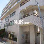 武蔵野市中町1丁目の2DK分譲賃貸マンション「藤和シティコープ三鷹」(外観)