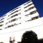 武蔵野市緑町1丁目の2DKリノベーション賃貸マンション・3口システムキッチン