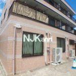 三鷹市上連雀5丁目のリノベーション1DK賃貸マンション(外観)