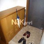 武蔵野市八幡町3丁目3LDK分譲賃貸マンション(玄関の写真)