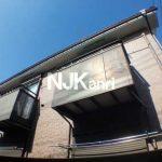 三鷹市上連雀2丁目のオートロック付バストイレ洗面独立1Kアパート