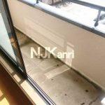三鷹駅徒歩13分、東京都三鷹市上連雀5丁目の1DK賃貸アパート(バルコニーの写真)