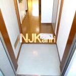 三鷹駅北口、武蔵野市中町2丁目のRC造バストイレ洗面独立1K賃貸マンション(玄関の写真)