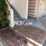 三鷹のRC造バストイレ別1Kマンション(共用部分の写真)