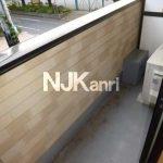 三鷹駅徒歩12分、武蔵野市西久保3丁目バストイレ独立賃貸1K(バルコニーの写真)